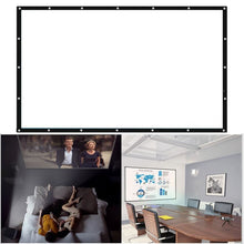 Load image into Gallery viewer, mini 60 inches 16:9 Projector Screen