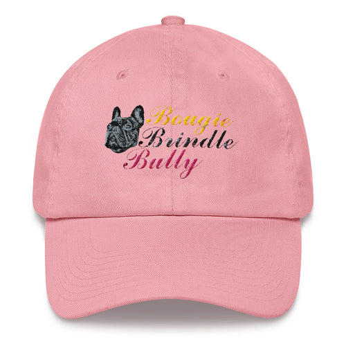 BOUGIE BRINDLE BULLY CAP