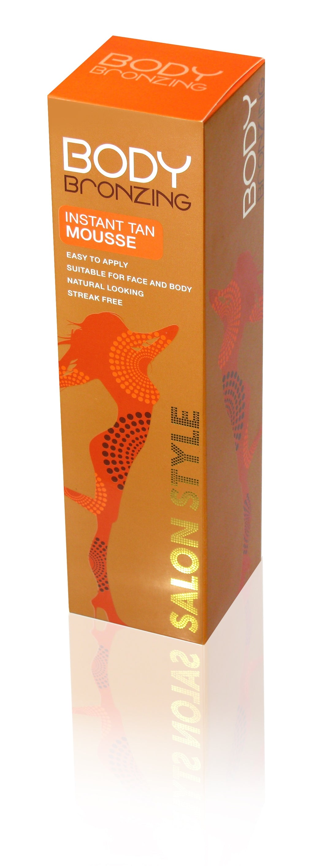 Body Bronzing Instant Tan Mousse, 200ml