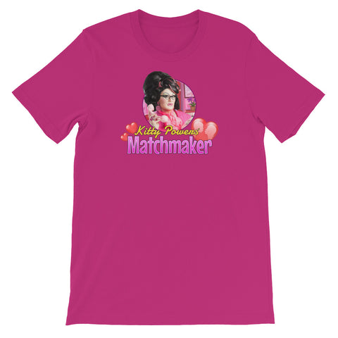 """Kitty Powers' Matchmaker"" Short-Sleeve Unisex T-Shirt"