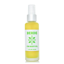 Load image into Gallery viewer, BERDE CBD BODY OIL - BERDE