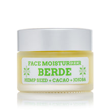 Load image into Gallery viewer, BERDE HEMP SEED FACE MOISTURIZER - BERDE