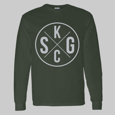 Youth LS T-Shirt KCSG Circle