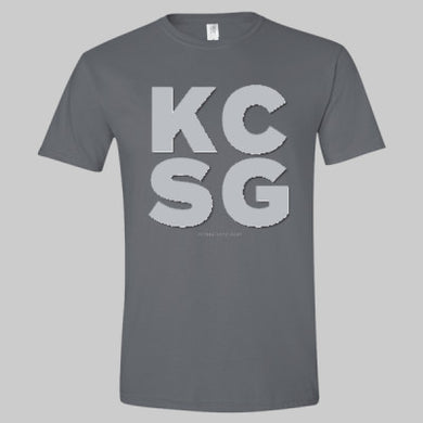 SS Softstyle T-Shirt KCSG Block