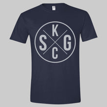 Load image into Gallery viewer, SS Softstyle T-Shirt KCSG Circle