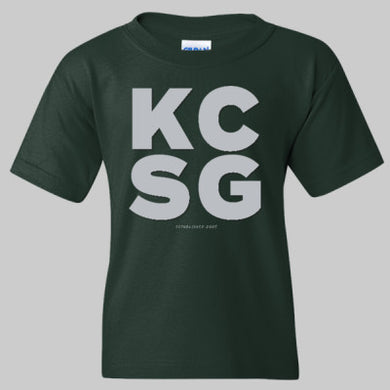 Youth SS T-Shirt KCSG Block