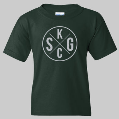 Youth SS T-Shirt KCSG Circle