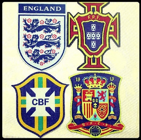 World Cup Badges