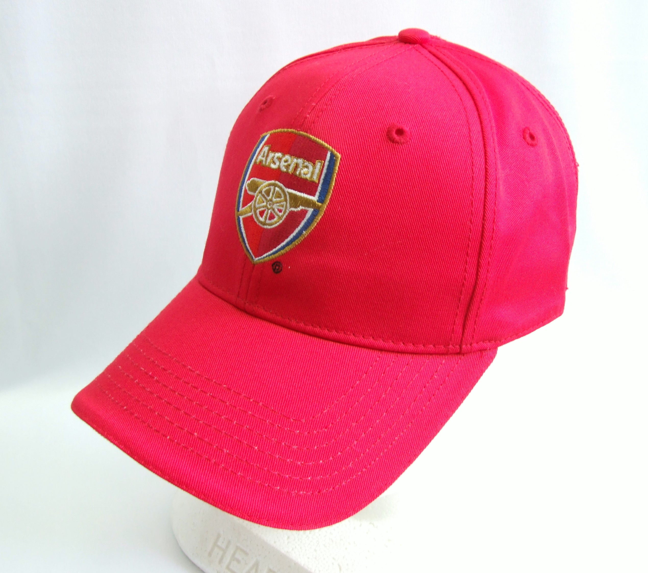 Arsenal F.C. Cap (Red)