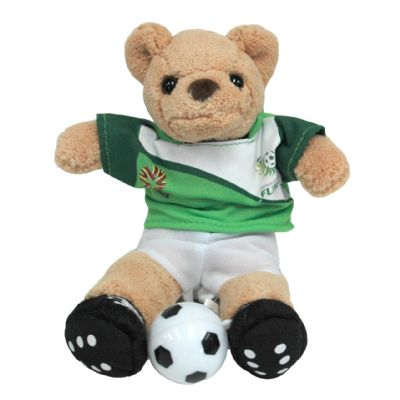 North Queensland Fury F.C. Beanie Bear (Limited Edition)