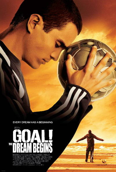 Goal - The Dream Begins - DVD