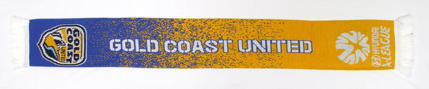 Gold Coast United F.C. Scarf (Limited Edition)