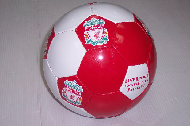 Liverpool Supporter Soccer Ball