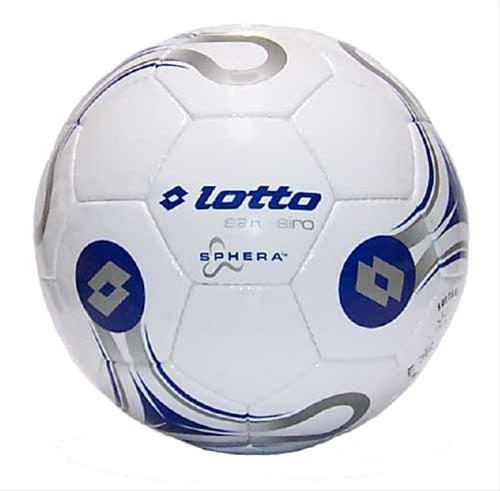 Lotto San Siro Soccer Ball