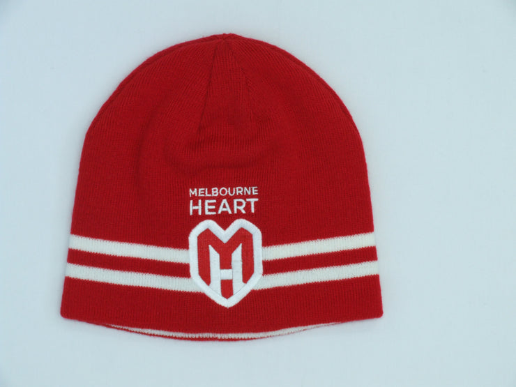 Melbourne Heart F.C. Beanie (Limited Edition)