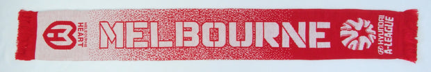 Melbourne Heart F.C. Scarf (Limited Edition)