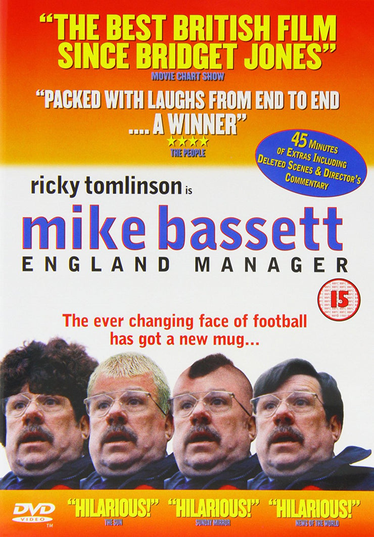 Mike Bassett - England Manager