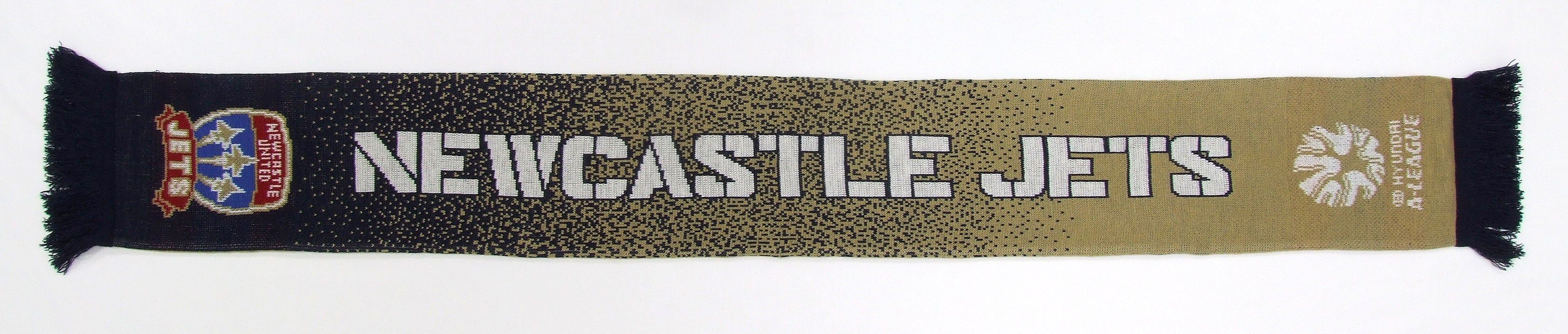 Newcastle Jets F.C. Scarf