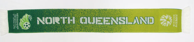 North Queensland Fury F.C. Scarf (Limited Edition)