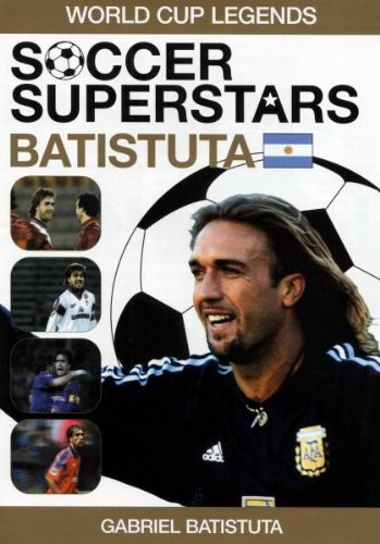 Soccer Superstars - Batistuta - DVD