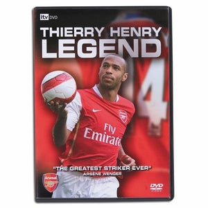 Thierry Henry Legend