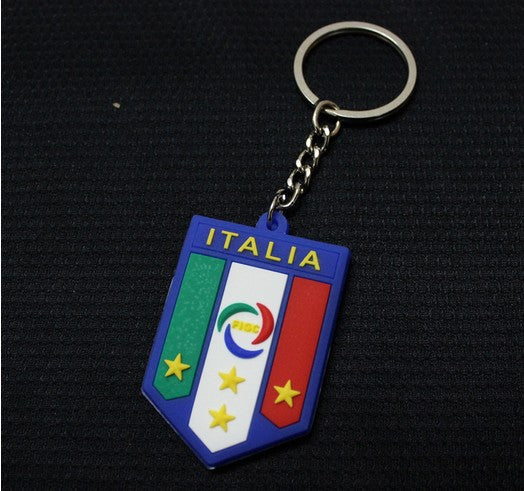 Keychain National Team Logo