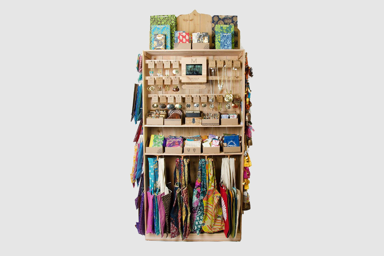 Product Display Shelving - Matre Boomie
