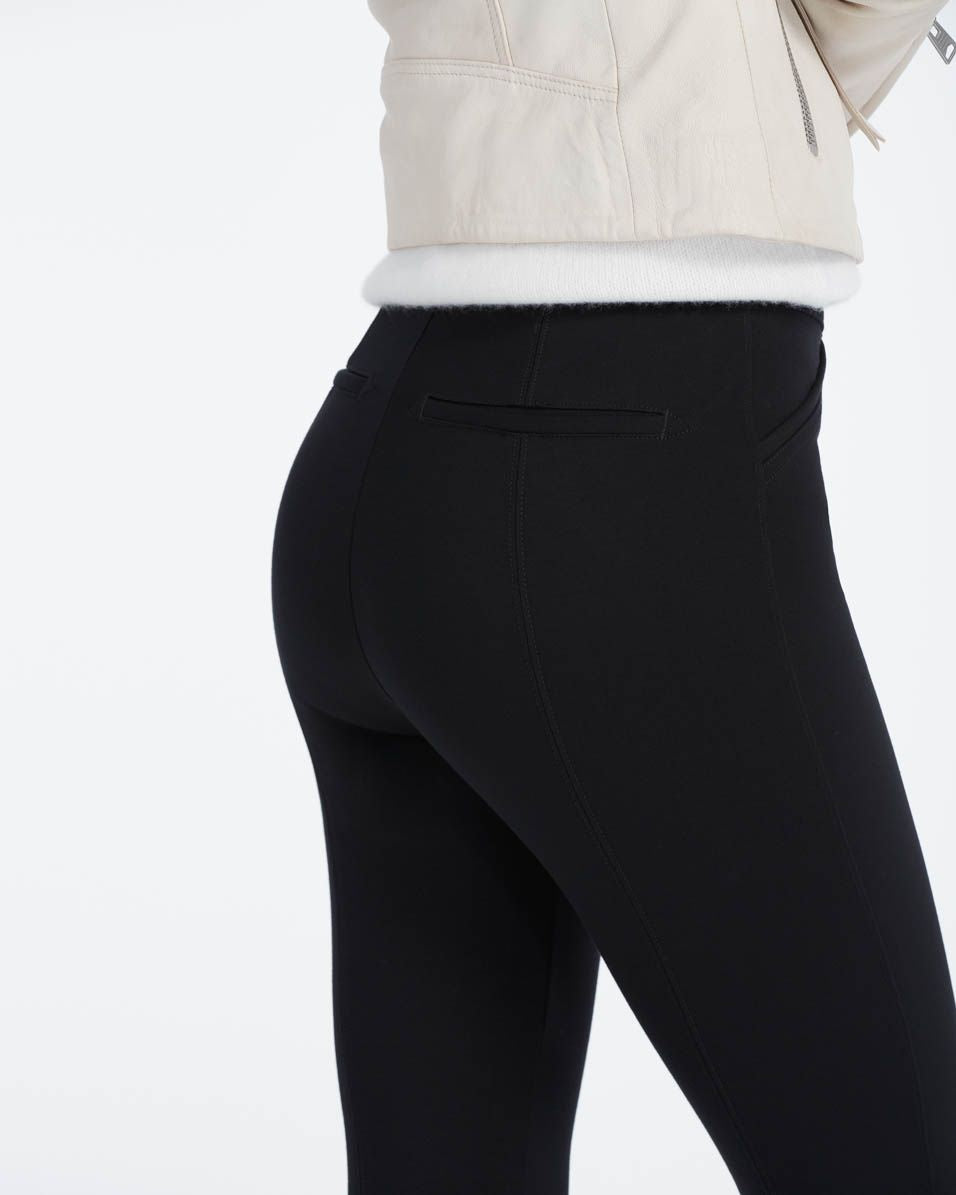 The Perfect Black Pant, Backseam Skinny SPANX