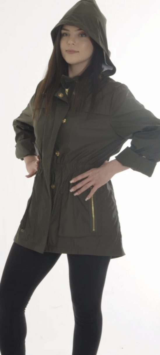 Ciao Milano Anna Waterproof Jacket