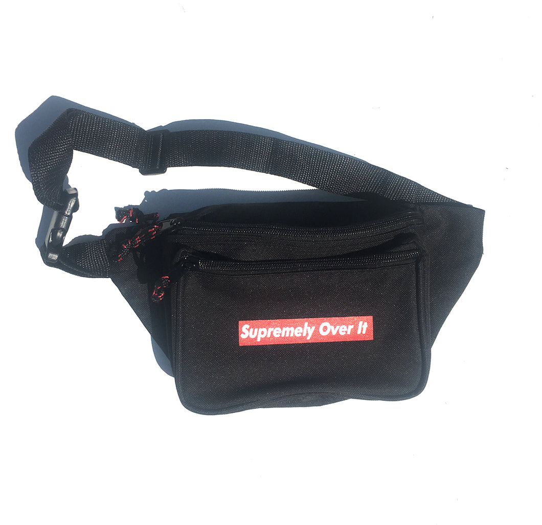 SUPREMELY OVER IT (Fanny Pack)