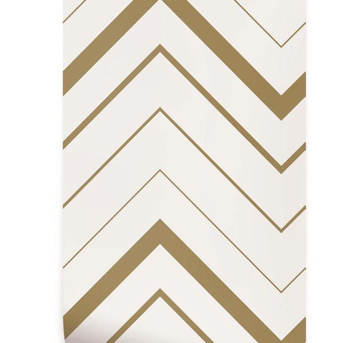 removable wallpaper_modern_goldwhite
