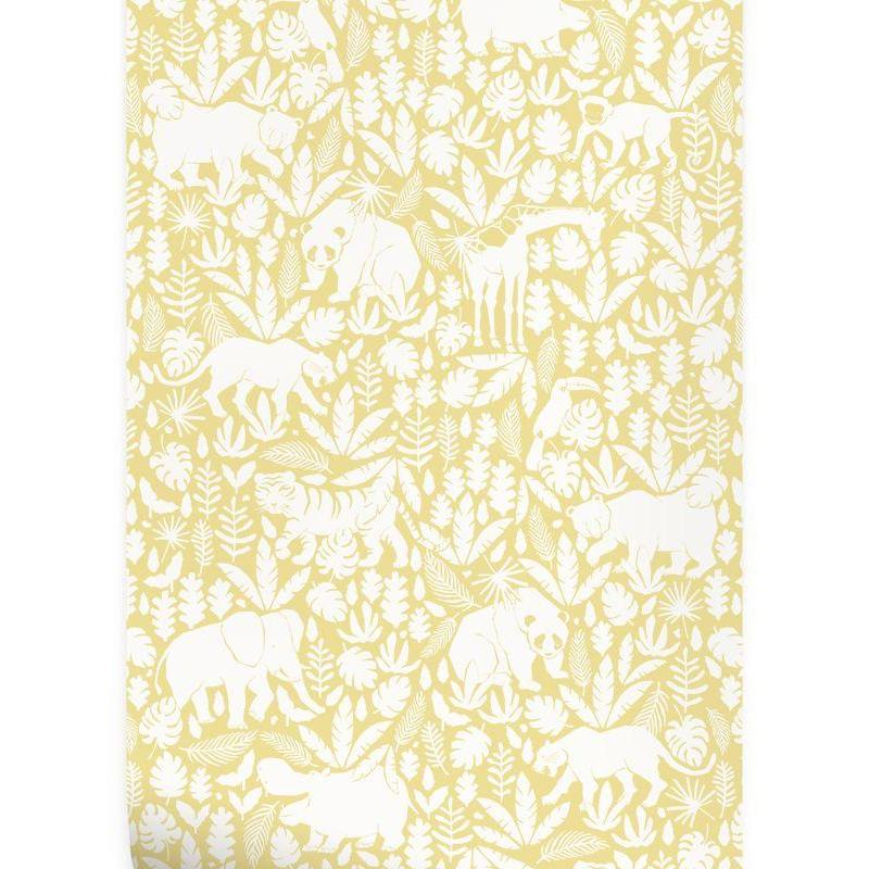 Bali Baby Removable Fabric Wallpaper The Kennedy