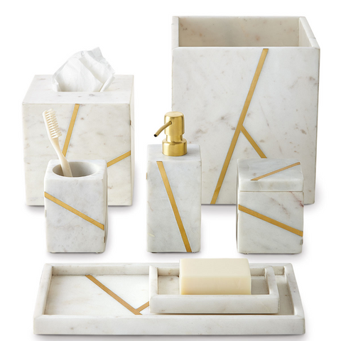 bath_accessories-collection-Mont_Blanc_Kassatex_marble_gold_porcelain