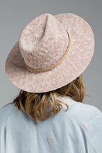 Load image into Gallery viewer, Blush Panama Hat