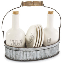 Load image into Gallery viewer, Oil and Vinegar Appetizer Set