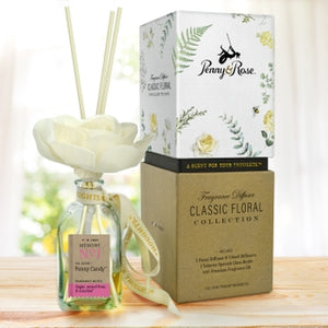 Classic Floral Diffuser (4 Scents)