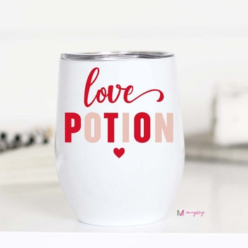 Love Potion Wine Tumbler