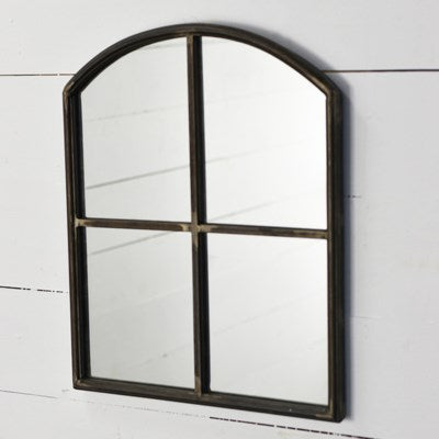 Metal Dome Top Mirror
