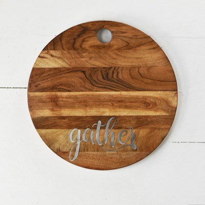 Gather Cheese Board