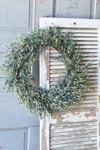 Twilight Ash Wreath 20""