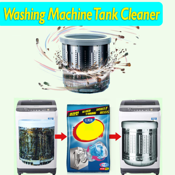 Washing Machine Tank Cleaner (Pack of 2)