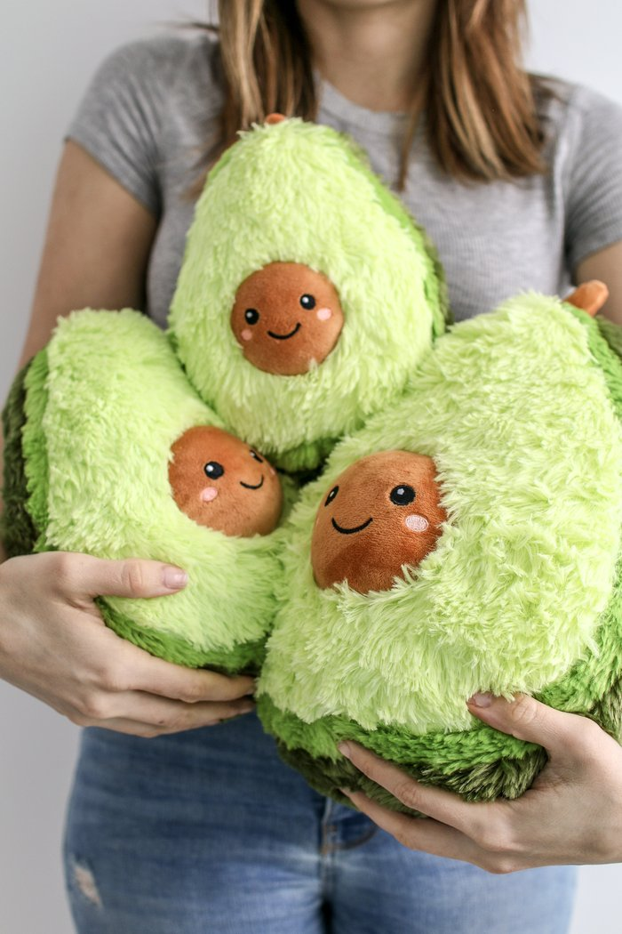 Avocado Pillows