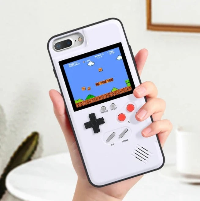 GAMING PHONE CASE (36 CLASSIC GAMES)
