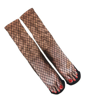 FISHNET FOOT - SOCKS