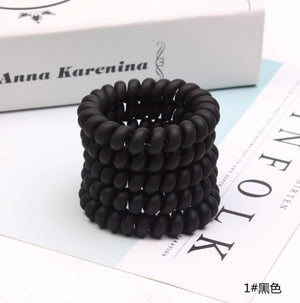 Traceless hair tie