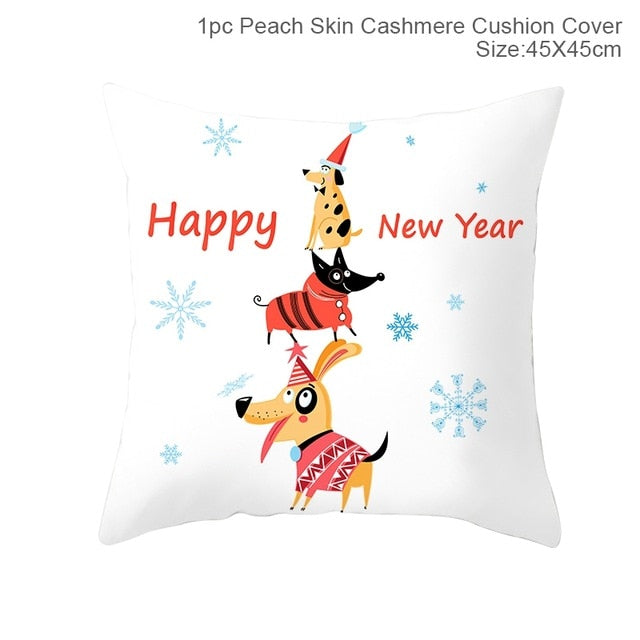 Adorable Christmas Cushion Collection