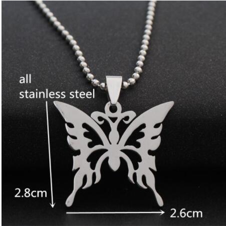 PRINCESS BUTTERFLY NECKLACE