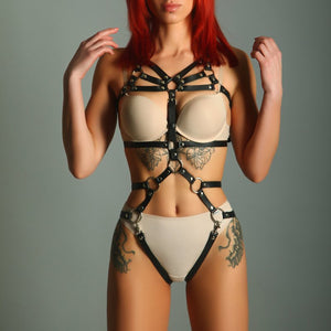 Hedonist Body Harness