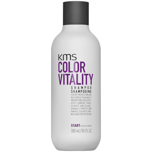 KMS Color Vitality Shampoo 300ml - Rootz Hair Products