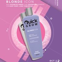 Quick Grow Blonde Combo 500ml - Rootz Hair Products